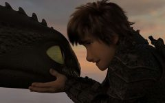 "Viking Chief Hiccup and his trusty dragon Toothless share an emotional moment in Dreamworks Animation's ""How to Train Your Dragon: The Hidden World."" This last installment in the franchise concluded Hiccup and Toothless's story with a fulfilling and heart-wrenching ending."