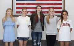 Five students earn International Skills Diploma Seal