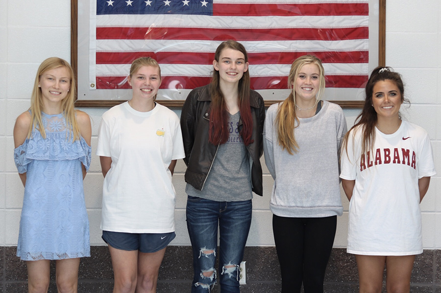 Last year, Starr's Mill applied for permission to give out the International Skills Diploma Seal to students who completed the international education curriculum. All five schools in Fayette County give out the seal. This year, five seniors from the Mill earned the distinction and will be recognized at Honors Night.