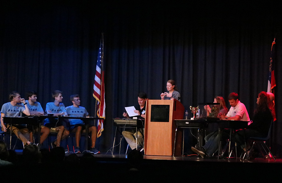 The History Bowl Team is off to nationals this weekend after months of preparation, including the History Bowl Smackdown on April 12. The team still needs more help though, and you can do so by donating to the team directly.