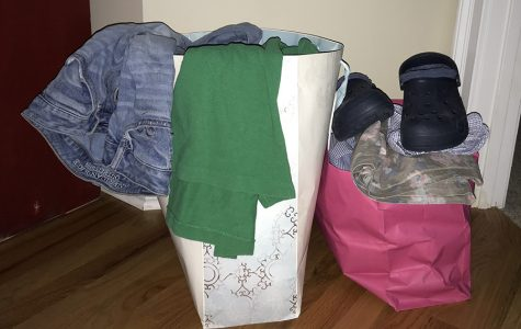 Spring is officially upon us and as the weather changes so should our wardrobe. Spring cleaning should include our closets. When getting rid of old clothes, consider donating to organizations like Goodwill or selling them to stores like Plato's Closet.