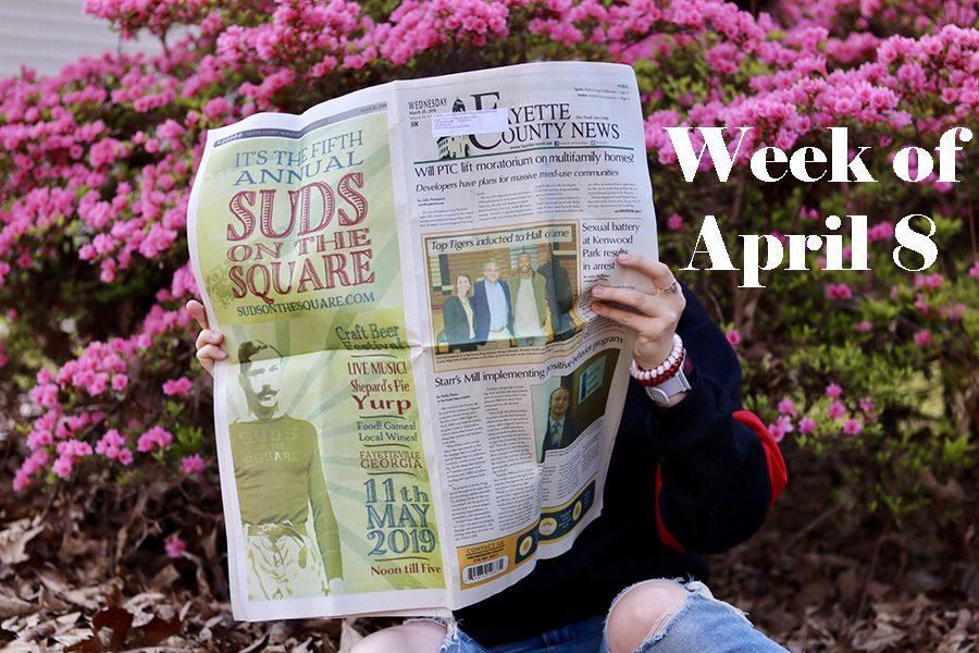 Negative news starts April