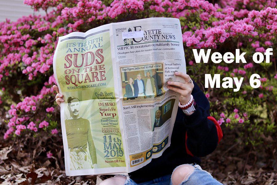 Loud headlines interrupt quiet week