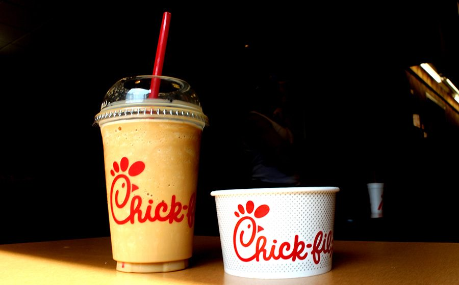 Starr's Mill Chick-fil-A along with franchises nationwide now offer Mac & Cheese and Frosted Salted Caramel Coffee. The new menu items provide Starr's Mill students a way to change-up their typical Chick-fil-A order.