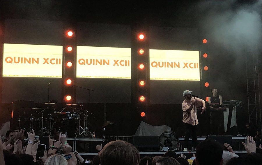 Music Midtown gave its audience show-stopping performances by Quinn XCII,  MØ, and Dominic Fike. Personally, I thought Quinn XCII delivered the best performance of the weekend.