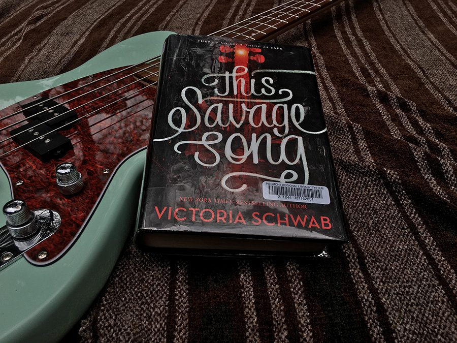 Victoria+Schwab%E2%80%99s+young+adult+dystopian+novel+%E2%80%9CThis+Savage+Song%E2%80%9D+follows+the+hardships+of+two+teenagers+in+an+unstable+city+on+the+brink+of+war.+By+constructing+a+novel+unlike+anything+she+has+done+before%2C+Schwab+issues+a+novel+anyone+can+enjoy.