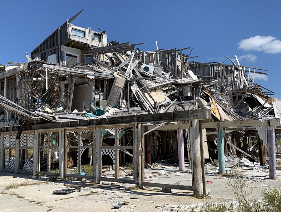 A year after Hurricane Michael made landfall on the Gulf Coast, some Florida residents are no closer to a normal life. Many people are still living in tents while insurance companies make no progress to repair their homes.