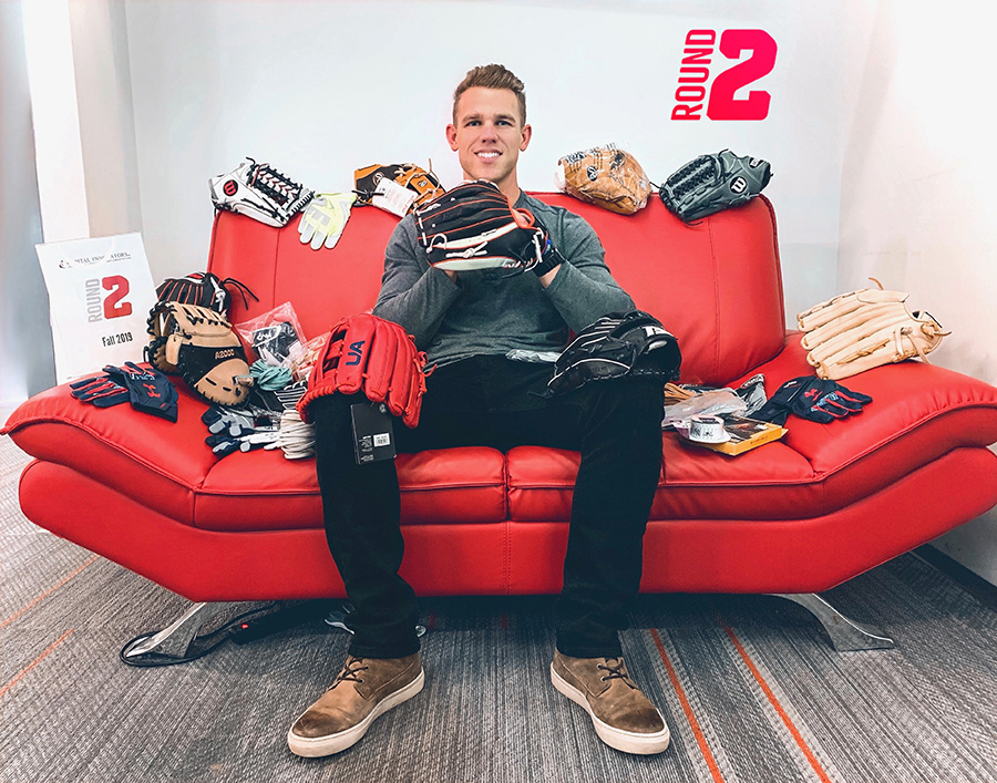 Brian Fletcher graduated from the Mill in 2007 with hopes of playing baseball professionally. After six years of doing just that, Fletcher has now co-founded his own company, Round 2.