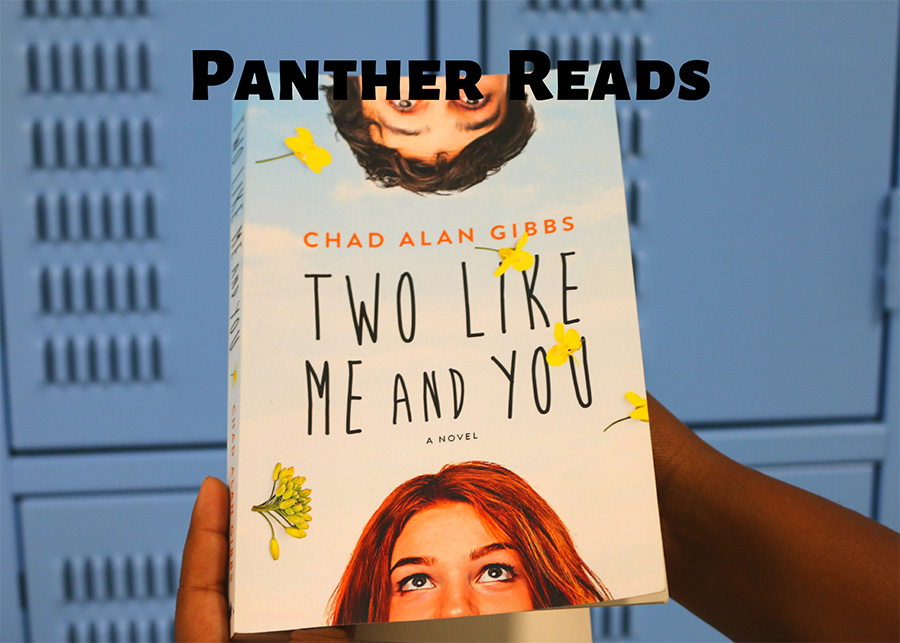 """Spanish teacher Laura Alldredge recently sat by the ocean with a nice, entertaining book. Alldredge particularly liked """"Two Like Me and You"""" not only because the author shares the same college as her, but as well as this novel was a nice change from the author's previous books."""