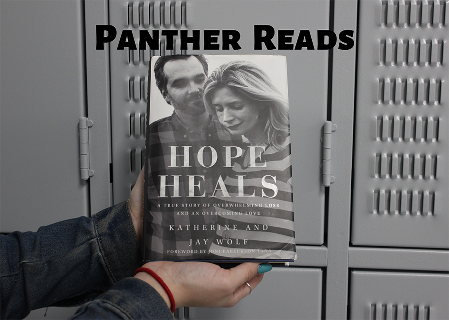 "Guidance counselor Colleen Petty shares the novel ""Hope Heals,"" a true story about a woman who suffers from an unexpected stroke and has to rebuild her life all over again. This novel shows that with a little bit of faith, you can overcome anything."