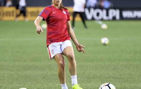 Kelley O'Hara giving students opportunities to pursue their dreams
