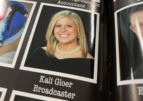 "Kali (Gloer) Coley graduated in 2011 and attended the University of Georgia with the intent to major in broadcasting. After redirecting her career path, Coley now works for Home Depot corporate. ""I think changing my career path had to do with having the opportunity to work for one of the biggest companies in the world and who has so much to offer,"" Coley said."