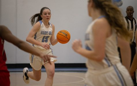 Hudson breaks single game scoring record as Lady Panthers ground Cardinals