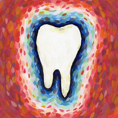 'Sweet Tooth' or toothache?