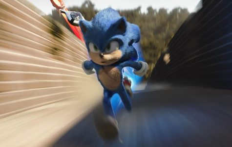 "Dr. Ivo Robotnik, played by Jim Carrey, chases Sonic the Hedgehog, voiced by Ben Schwartz. ""Sonic the Hedgehog"" released this past Valentine's Day and became the highest grossing video game movie ever. The movie delivers a wealth of humor and action for all viewers."