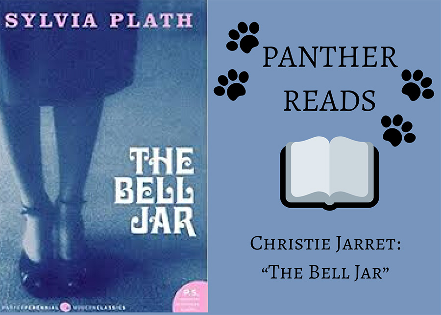 """The Bell Jar"" by Sylvia Plath is a semi-autobiographical novel that explains the hardships young women face in the real world. The novel draws parallels between the main character, Esther Greenwood, and the author, reflecting the mental lapse Plath experienced while writing the novel."