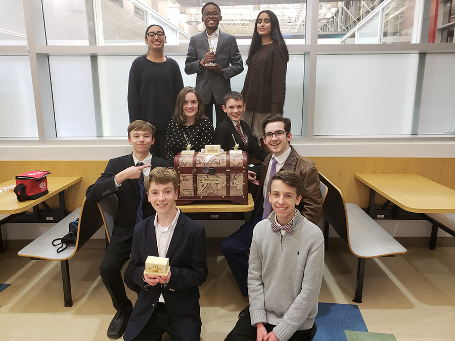 Speech and debate tackles another season