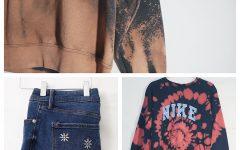 Thrift shop clothing flips