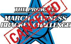 Prowler March Madness Bracket Challenge officially canceled