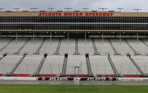 Rolling into race weekend at Atlanta Motor Speedway