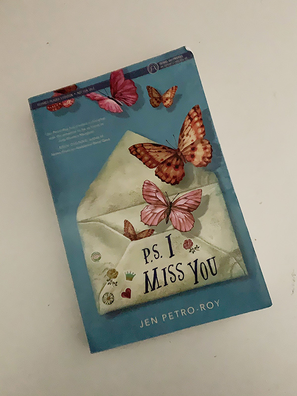 """P.S. I Miss You"" follows Evie as she makes discoveries about her family, sexuality, and religion."