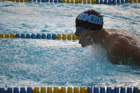 """Last Friday, the Starr's Mill swim team started its quest for a 21st consecutive county championship, defeating McIntosh 307 to 243. """"We need to just stay focused, one meet at a time, one week at a time, one practice at a time,"""" girls' swim coach Robin Huggins said. """"We can't take anything for granted."""""""