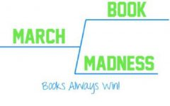 Media specialist Rick Wright created a March Madness book challenge for Starr's Mill students. Participants complete a bracket consisting of 16 books, in an attempt to decide which book will be most popular. Prizes will be awarded to the top finishers.