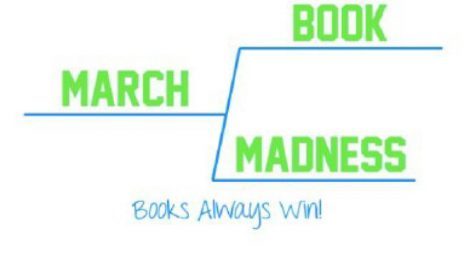 Media specialist Rick Wright created a March Madness book challenge for Starr