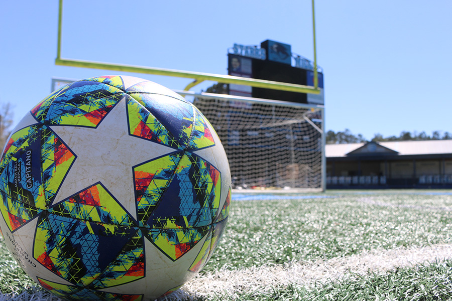 """The """"Battle for the Troops"""" will commemorate its ten-year anniversary at the varsity soccer games this year at McIntosh High School. All proceeds from the event go to support local veterans and first responders."""