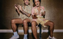"""Bruno Mars and Anderson .Paak created their own song together called """"Leave The Door Open."""" It is up-beat and funky, making it perfect for summer-like vibes. The song comes after a five-year hiatus for Mars."""