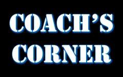 Navigation to Story: Coach's Corner