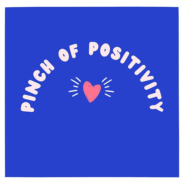 Pinch of Positivity