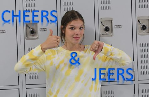 """Welcome to """"Cheers and Jeers,"""" a section of The Prowler where staff members share what really grinds their gears. Here you will find unprecedented opinions, served hot and fresh every two weeks."""