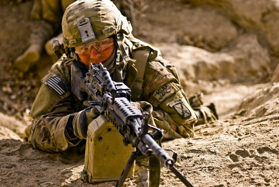The United States has had troops in Afghanistan since October 7, 2001, America's longest war. Taking into consideration the recent Taliban takeover of Afghanistan, debate has sparked as to whether or not it's time for the U.S. to bring its troops home.