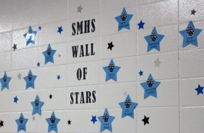 September PBIS winners show responsibility in helping others