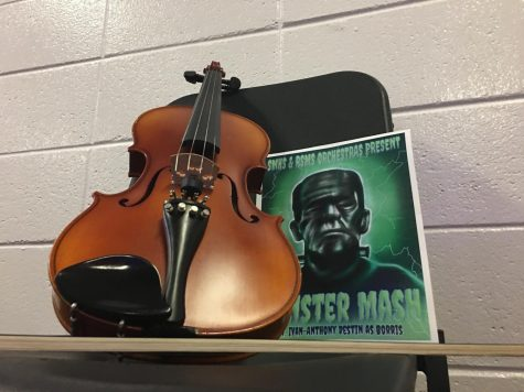 The Starr's Mill Orchestra and the Rising Starr Orchestra have their annual Halloween concert at 6:30 p.m. on October 28 in Duke Auditorium. The arrangement includes Halloween favorites and traditional orchestra music with a Halloween spin.